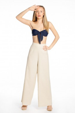 *SOLD OUT* Olivia - Trousers with wide legs