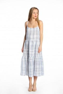 Irma - Dress with straps