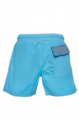 Beach shorts - Light blue